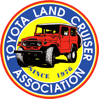 Toyota Land Cruiser Association logo
